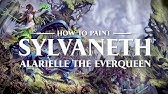 How to Paint: Sylvaneth Dryads - YouTube