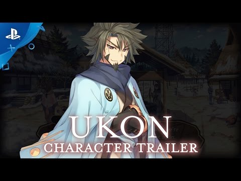 Utawarerumono: Mask of Deception - Ukon Trailer | PS4, PS Vita