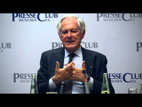 Roland Berger im Gespräch mit Daniel Fürg und Peter Schmalz