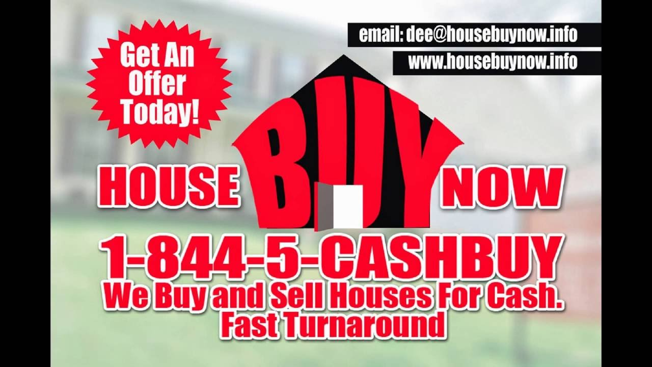 We Pay Cash For Houses - YouTube