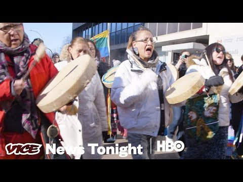 The Bear Clan Patrol Are The Protectors Of Indigenous Communities In Canada (HBO)
