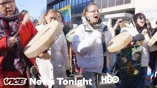 The Bear Clan Patrol Are The Protectors Of Indigenous Communities In Canada (HBO) thumbnail