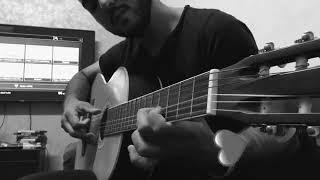 هالاسمر اللون ♥️ عزف حزين ❤️ عزف جيتار 2020 حالات واتس اب ♥️