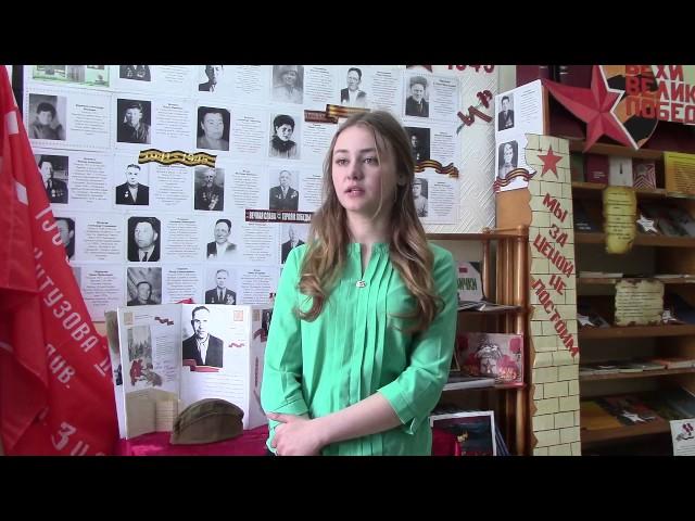 Изображение предпросмотра прочтения – ВикторияГолых читает произведение «Баллада о матери» О.Н.Киевской