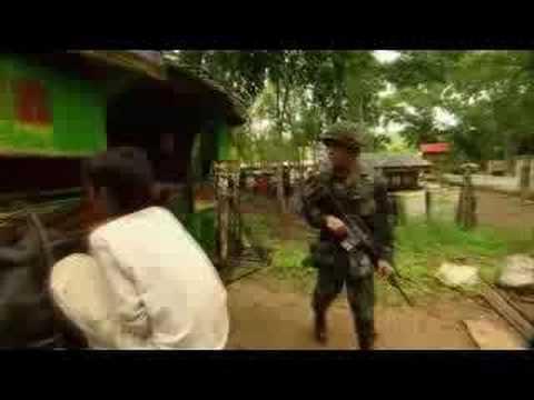 The Philippines forgotten war: Part 1 - 03 Aug 07