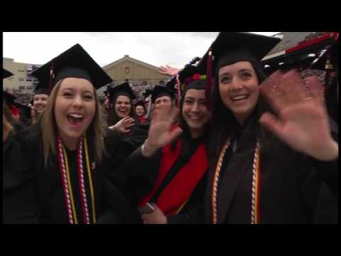 University of Wisconsin-Madison, 2016 Spring Commencement