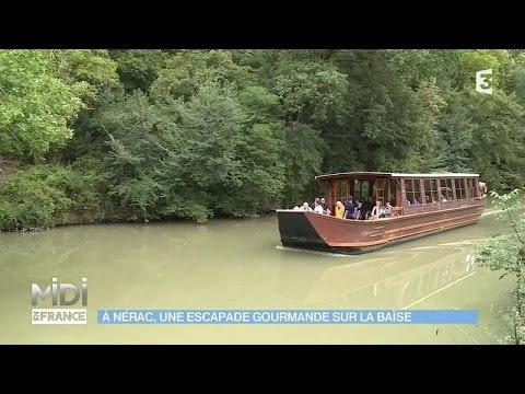 SUIVEZ LE GUIDE : À Nérac, une escapade gourmande sur la Baïse