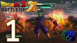 Dragon Ball Z: Battle of Z Walkthrough - Gameplay Part 1 - Missions 1 - 3
