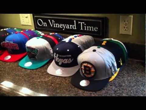 Ultimate Mitchell & Ness SnapBack Collection