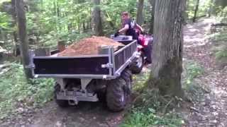 Video Vahva Jussi 400 earth bucket and trailer 1500 in Sigulda National park download MP3, 3GP, MP4, WEBM, AVI, FLV September 2018