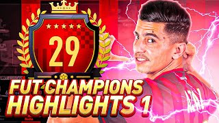NOT BAD ATAL! 👀 TOP 200 FUT CHAMPIONS HIGHLIGHTS! PART 1 - FIFA 21 Ultimate Team