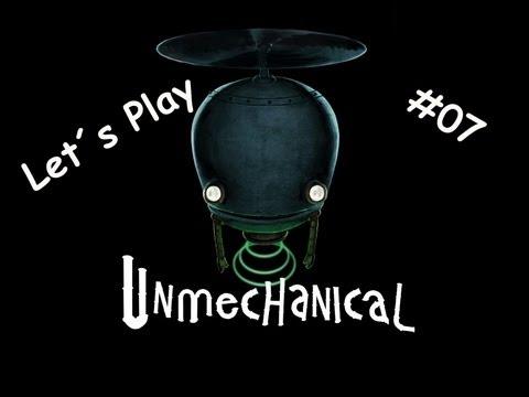 Let´s Play Unmechanical - #07 - Farbenspiele [deutsch][HD+] |