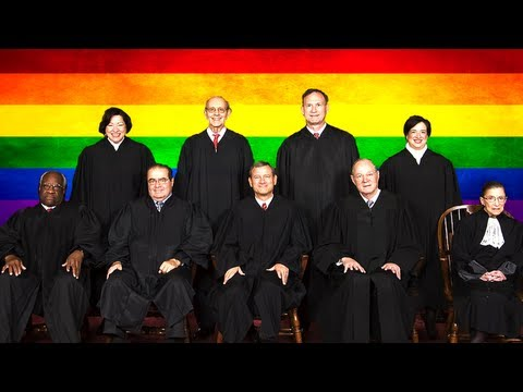 Supreme Court Hears DOMA Case (Full Audio)