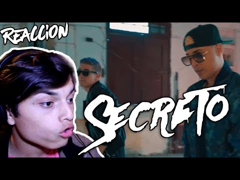 Video Reacción | Secreto - Lenny Tavárez Ft. Noriel (Vídeo Oficial)
