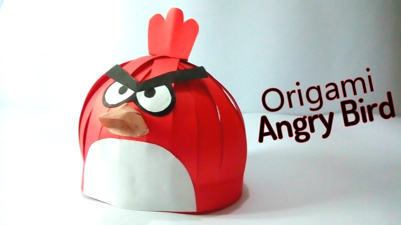 It is a picture of Dramatic Angry Bird Cut Outs