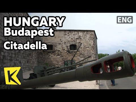 【K】Hungary Travel-Budapest[헝가리 여행-부다페스트]'치터델러 요새'/Citadella/Gellert/Liberty Statue/Memorial Tower