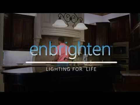 Enbrighten Direct Wire Light Fixtures - YouTube