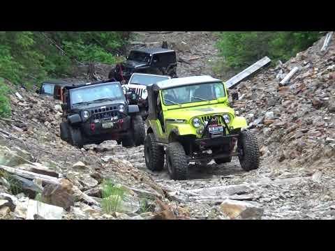 Silver Valley Jeep Jamboree 2018 (Idaho)