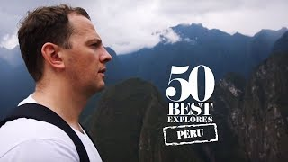 50 Best Explores Peru - The Andes