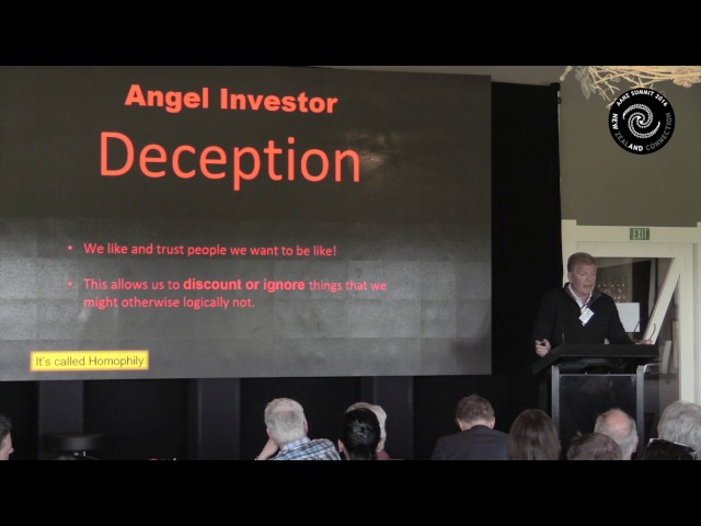 Building & actively managing an angel portfolio – Brian Cohen