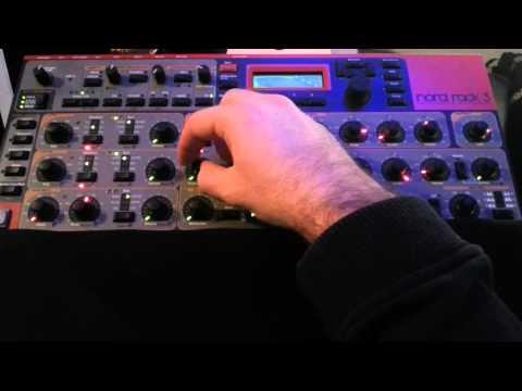 [Tuto] #27 Nord Lead 3 : Yamaha DX7 Fulltines E.Piano