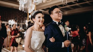 Live Wedding Video Ken & Grat Part 2