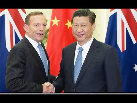 Australia and its three best friends in Asia -- the US, China and Japan
