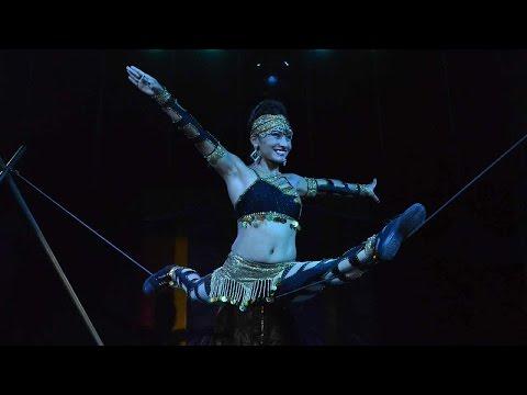 Dans les coulisses du Cirque de Samoa