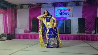 bani saree lal bangadi special dance by Suman Rathore