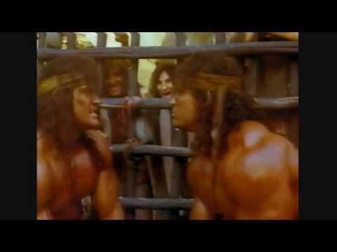 The Barbarians (1987)  Fight Scene