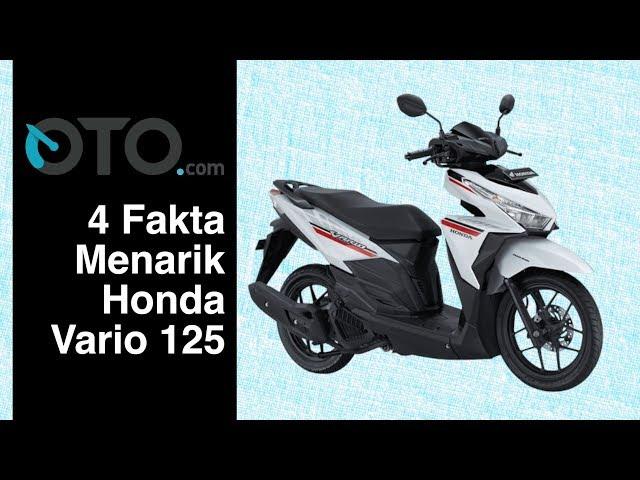 Gambar Honda Vario 125 2020 Lihat Desain Oto