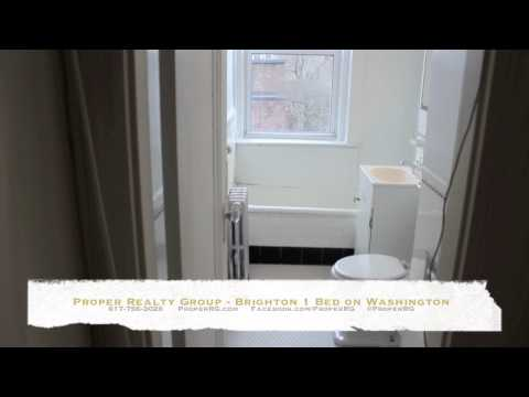 Allston Brighton Apartment for Rent 1 bed on Washington St