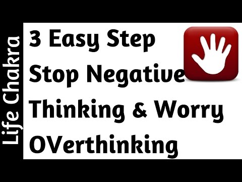 how to get rid of negative thoughts inspired by sandeep maheshwari stop worry | overthinking