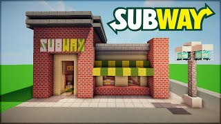 Minecraft: COMO CONSTRUIR UM SUBWAY
