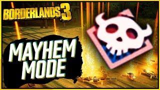 BORDERLANDS 3: Mayhem Mode EXPLAINED!!! (Beginners Guide)