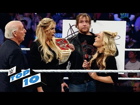 Thumbnail: Top 10 SmackDown moments: WWE Top 10, April 28, 2016
