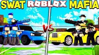 CRIME BOSS VS SWAT TEAM! (ROBLOX JAILBREAK BOSS UPDATE)
