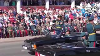 Парад в честь 75-летия Победы в Курской Битве