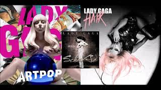 Lady Gaga - Artpop/Hair/Scheiße (Mashup)