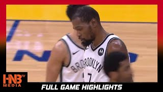 Golden State Warriors vs Brooklyn <b>Nets</b> 2.13.21 | Full Highlights ...