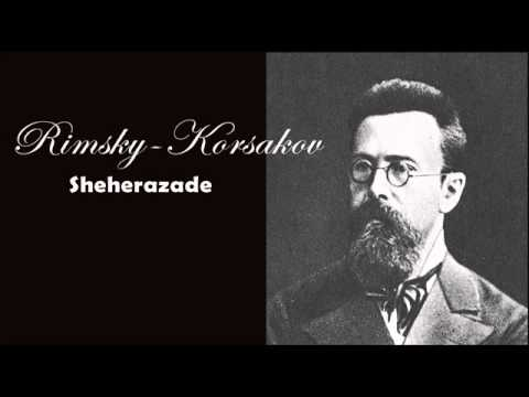 Rimsky Korsakov   Sheherazade One Thousand and One Nights   Le mille e una notte