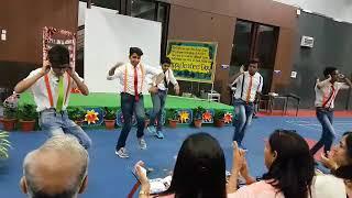 CLASS 11th DANCE PERFORMANCE
