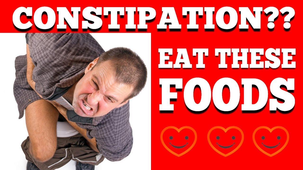 Foods That Stop Constipation Fast
