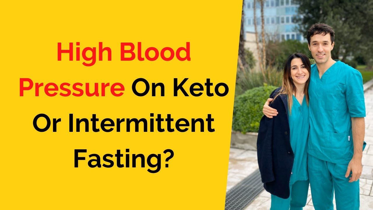 Still High Blood Pressure On Keto/IF?