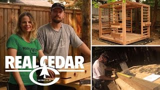 How To Build : Manly Pergola - Realcedar.com