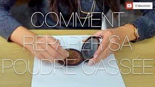 BEAUTY MIN #1 : REPARER UNE POUDRE CASSÉE Thumbnail