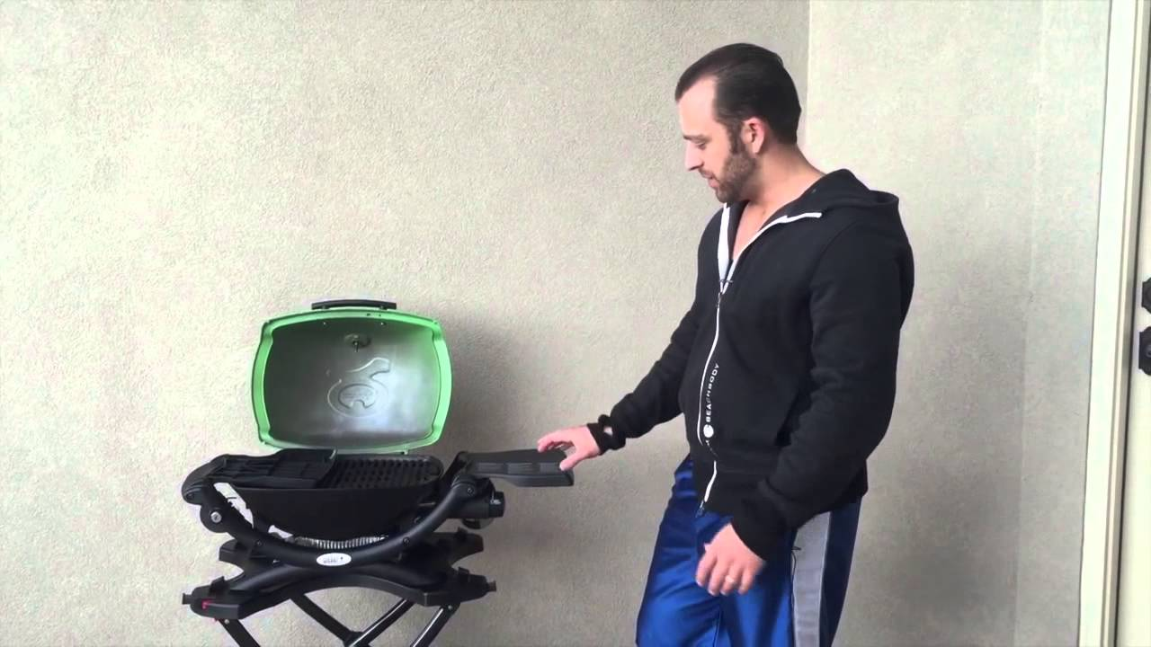 SIZE MATTERS When Grilling! NEW Weber Q1200 Grill Review