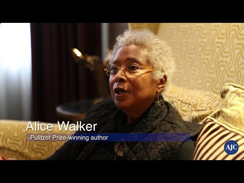 Alice Walker talks about feminism and her forthcoming published journals