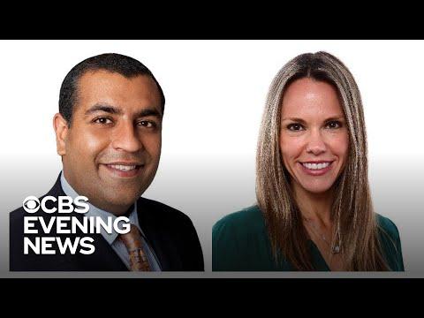 CBS News announces new leadership