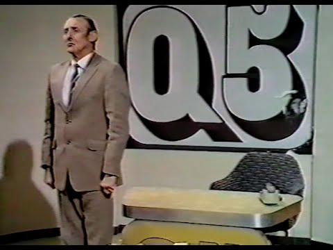 Spike Milligan - Q5 [Colour Episode]